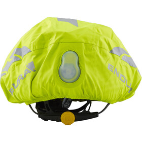 Endura Lumnite Helmet Cover Helmet Protection neon yellow